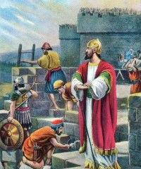 Image result for nehemiah 4
